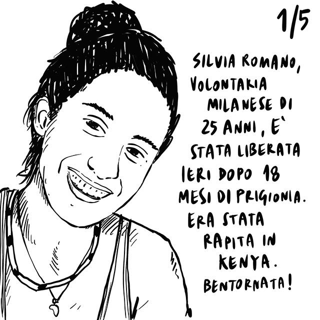 10.05.2020 Ritorna Silvia Romano dopo mesi di prigionia in Kenya, l'Italia si avvarrà del fondo europeo salva-stati per risanare economia e sanità, preoccupa il comportamento imprudente delle persone alla riapertura.