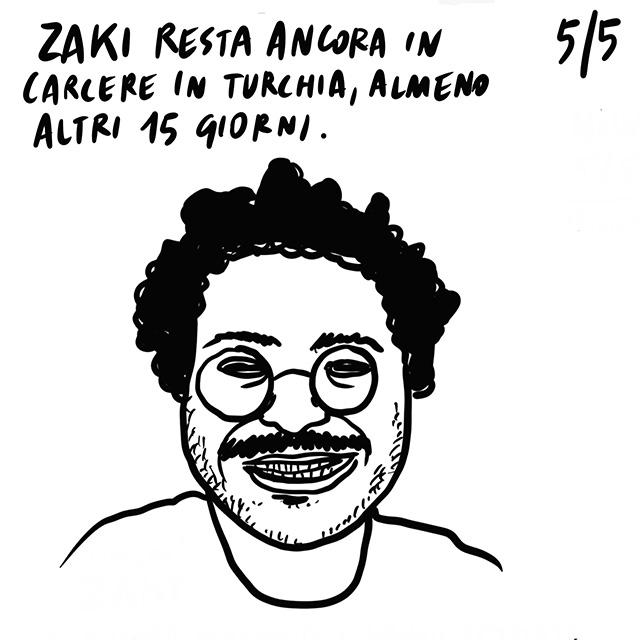 08.03.2020 Lombardia in lockdown, Milano deserta, Zaki ancora incarcerato.
