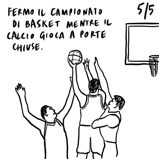 """09.03.2020 Proteste tra i carcerati, volontari """"proteggono"""" cimiteri ebraici profanati, si fermai il campionato di basket."""