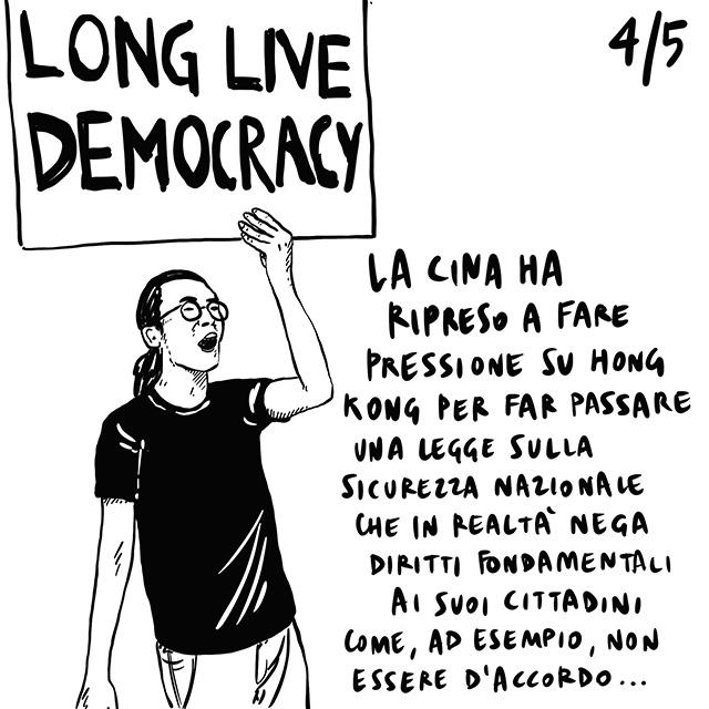 23.05.2020 Tensioni tra Fontana e Governo sulla riapertura, Ascani propone un ultimo giorno di scuola tutti insieme, la Cina riprende le pressioni su Hong Kong.