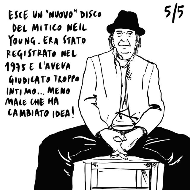 08.06.2020 Tridico garantisce la Cassa Integrazione per tutti entro fine mese, la scuola ha bisogno di investimenti, spazi e docenti, esce un disco inedito di Neil Young scritto e registrato nel 1975.