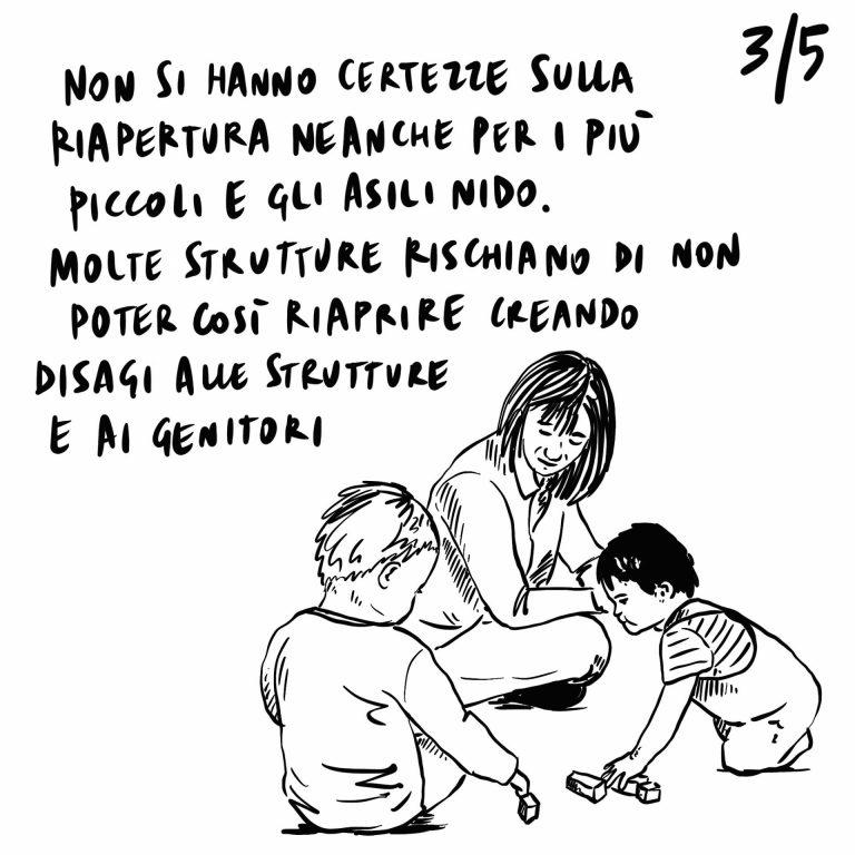 26.07.2020 Trovati conti milionari di Fontana in Svizzera, emergenza a Lampedusa, incertezze sulla riapertura delle scuole.
