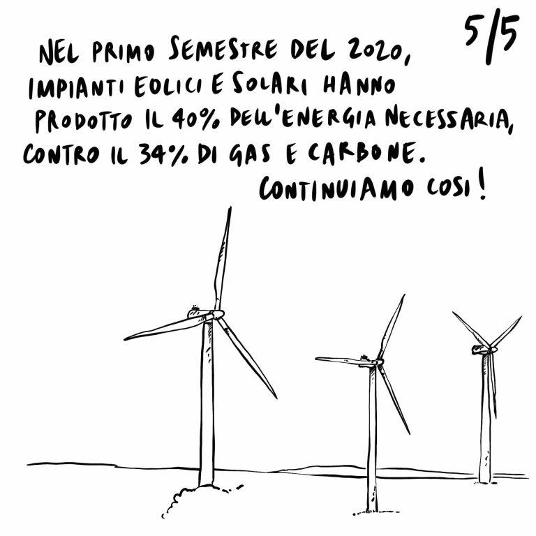23.07.2020 Scandalo alla caserma dei carabinieri di Piacenza, chiuso il consolato cinese a Houston, nel primo semestre del 2020, il 40% dell'energia utilizzata è stata verde.