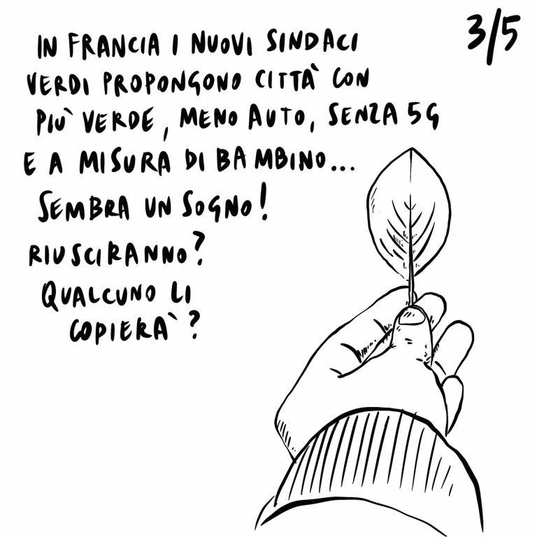 19.07.2020 Continua la trattativa di Conte con l'UE, nuovo scandalo per l'ex ILVA di Taranto, in Francia si punta al verde.