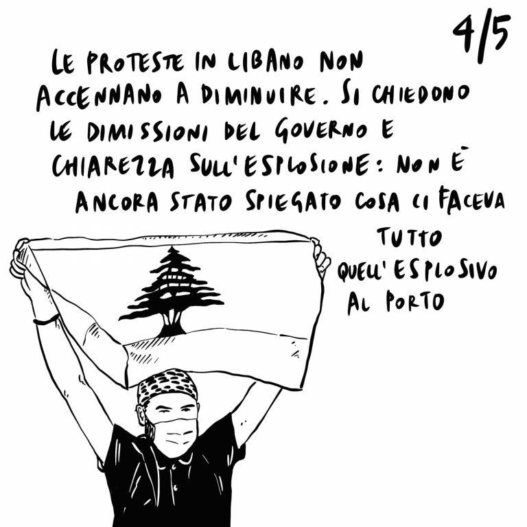 10.08.2020 Lamentele dei presidi per il rientro, proseguono le proteste in Libano, cinque parlamentari hanno ottenuto il bonus per le partite IVA.