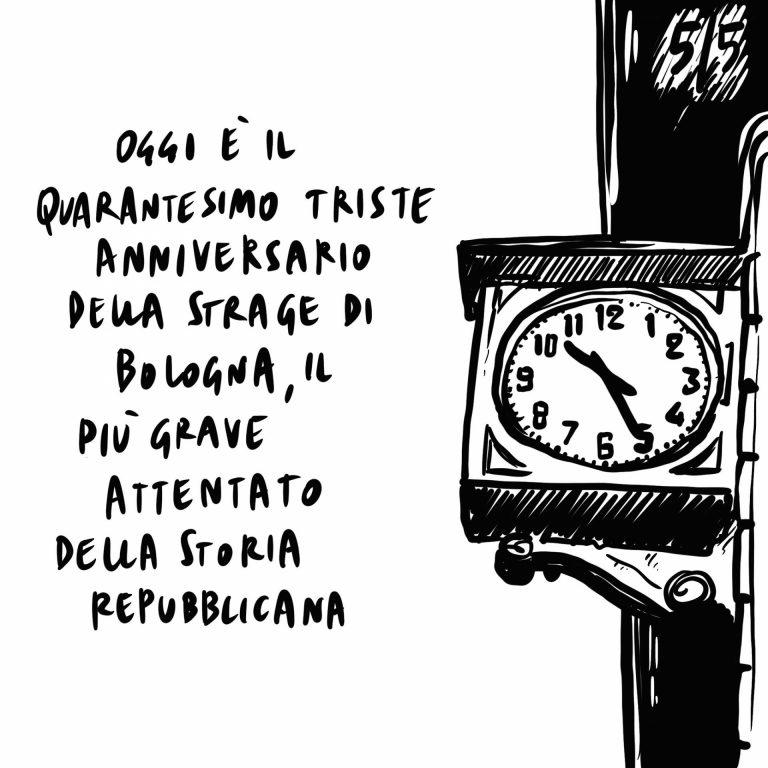 2.08.2020 Di Maio anticipa misure più rigide circa la questione migranti, gli Emirati Arabi inaugurano il primo di 4 reattori nucleari, anniversario della strage di Bologna.