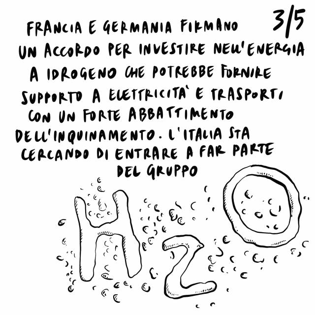 9.09.2020 Gualtieri parla di ripresa, accordo tra Francia e Germania per l'energia a idrogeno, Festival della Bellezza a Verona a maggioranza maschile.