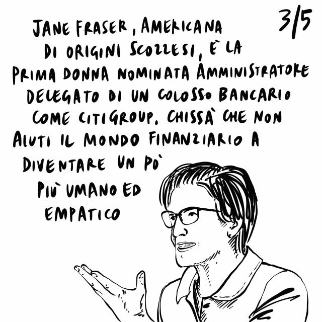 11.09.2020 Positivo De Laurentiis, i genitori dovranno misurare la febbre dei figli prima di scuola, Jane Fraser prima amministratrice delegata donna di Citigroup.