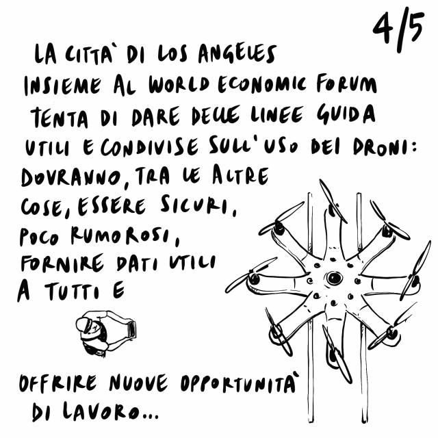 17.09.2020 Ursula Von Der Leyen per l'unità nei temi caldi europei, università al 50%, Los Angeles insieme al World Economic Forum sui droni.