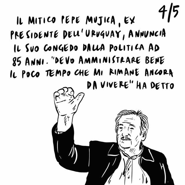 29.09.2020 Si punta ai test rapidi nelle scuole, scandalo finanziario per Trump, Pepe Mujica dà le dimissioni.