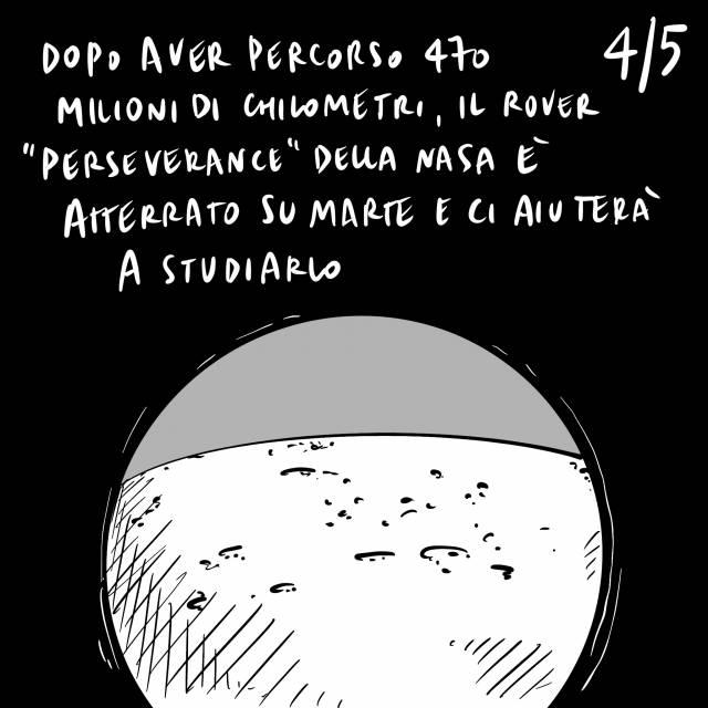 """19.2.2021 Liliana Segre vaccinata, scuole aperte fino al 30 giugno? Atterraggio """"Perseverance"""" su Marte."""
