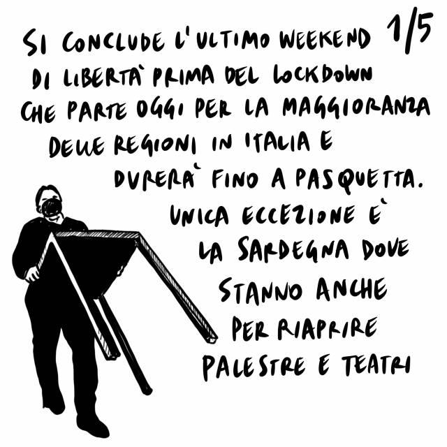 15.3.2021 Ultimo weekend prima della richiusura, studenti e genitori protestano in piazza, Letta nuovo Segretario del PD.